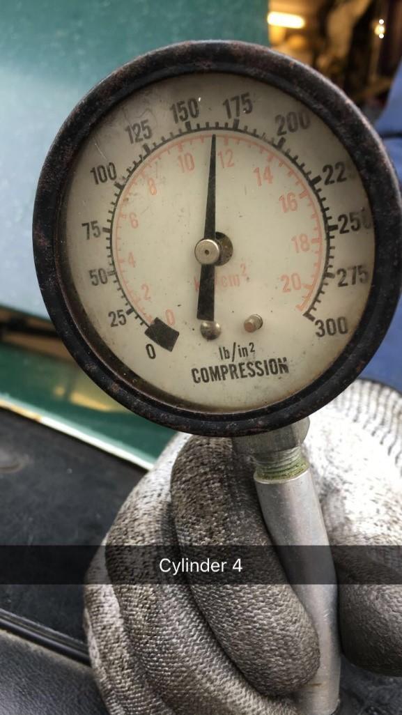 MG Compression Test
